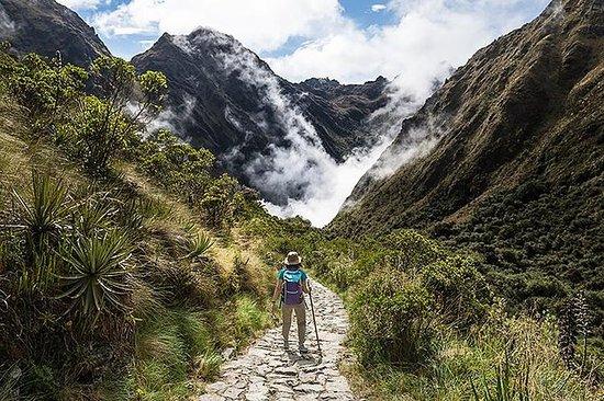 4-dagers fottur til Machu Picchu via...