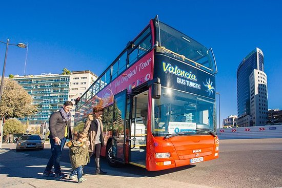 Tour Hop-On Hop-Off di Valencia con