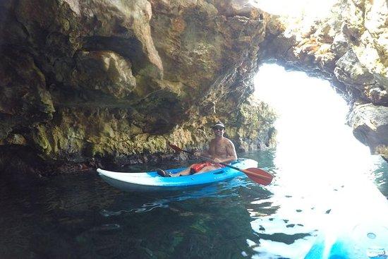 Snorkeling e kayak a Pula