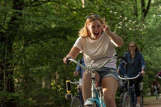 上午经典慕尼黑自行车之旅