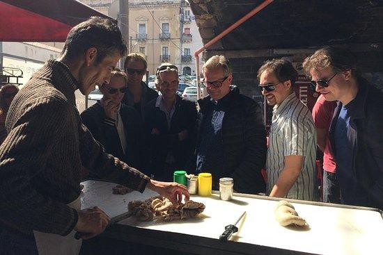 Street food di Catania, tour a piedi