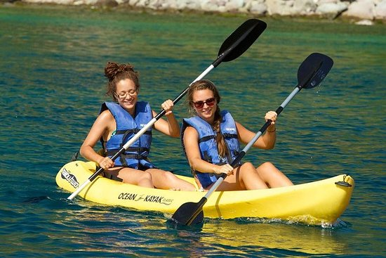 Kayak e Snorkel Adventure di St Kitts