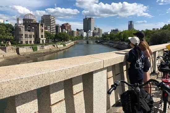 Hiroshima Cycling Peace Tour med...