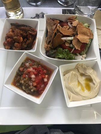 Très bon libanais