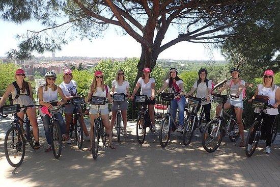 Recorrido en bicicleta por la ciudad...