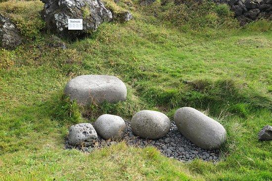 The Lifting Stones - Steintok