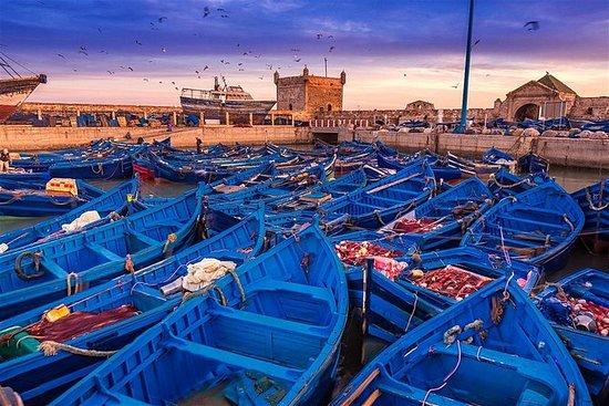 從索拉拉發現摩洛哥4 *來自馬拉喀什的高級酒店