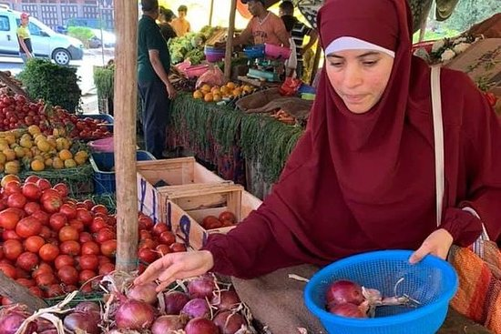A Day In The Life of A Moroccan Women: A Day In The Life of A Moroccan Women