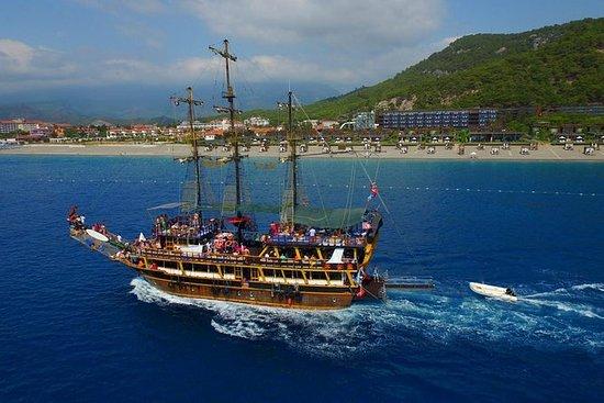 Paseo en barco ANTALYA KEMER