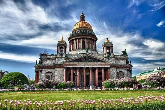 海岸遊覧ツアー:2日間のサンクトペテルブルク市内ツアー