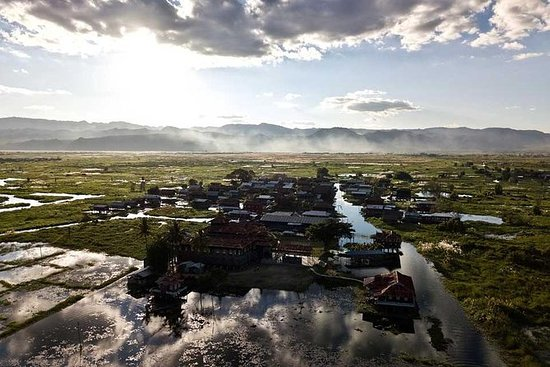 Tour Inle-Nan Pan-Indein-Mike Thauk...