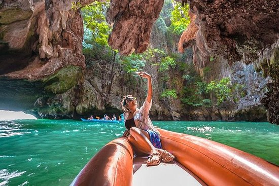 Phuket to James Bond Island Tour...
