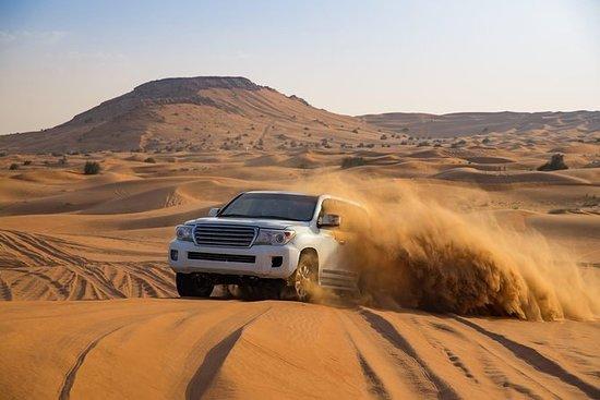 Dubai Dubai: Half-Day Desert...