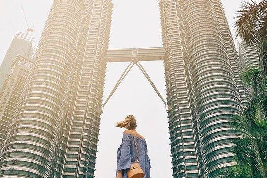 Det beste av Kuala Lumpur: Transit City...