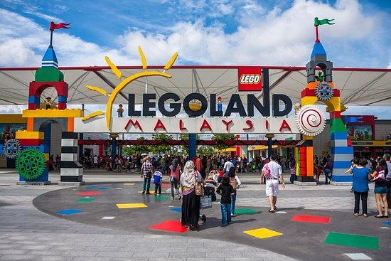 LEGOLAND Malaysia Admission Ticket...