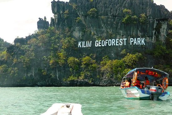 Langkawi Mangrove Forest and Cave...