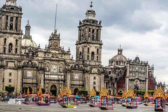Combo 2 dager. Dag 1: Mexico City...