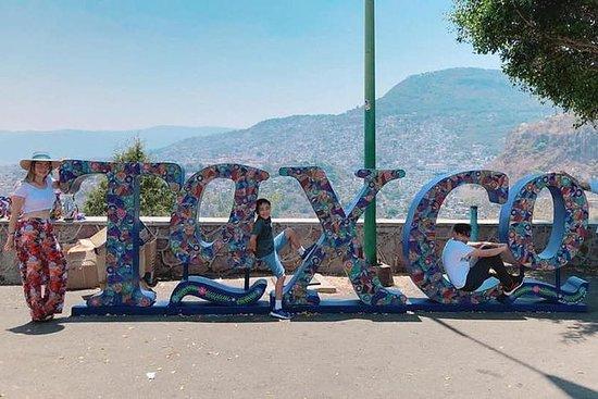 Taxco og Cuernavaca