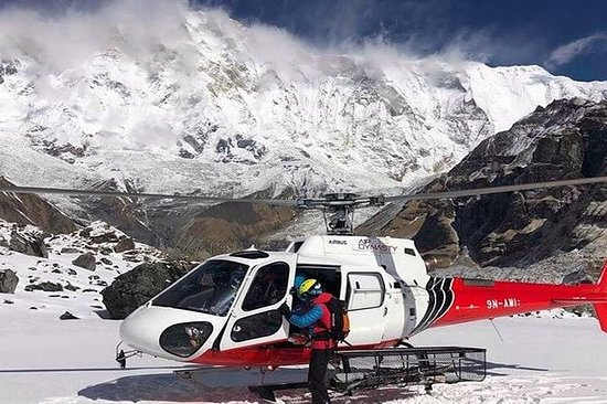 Annapurna Base Camp Helicopter...