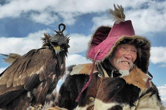 The Golden Eagle Festival