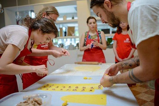 Borghetto的烹饪课程