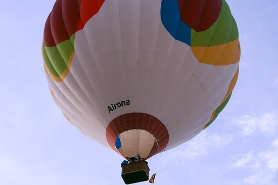 Ballongflyg med frukost på Costa ...