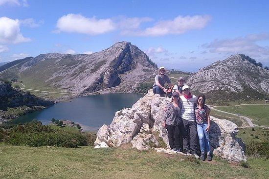 Tour a los Lagos de Covadonga y...