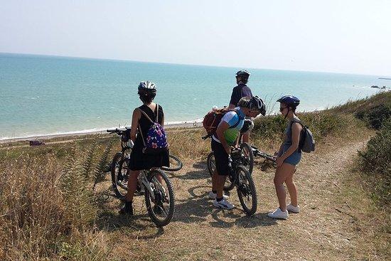 自行車到海岸