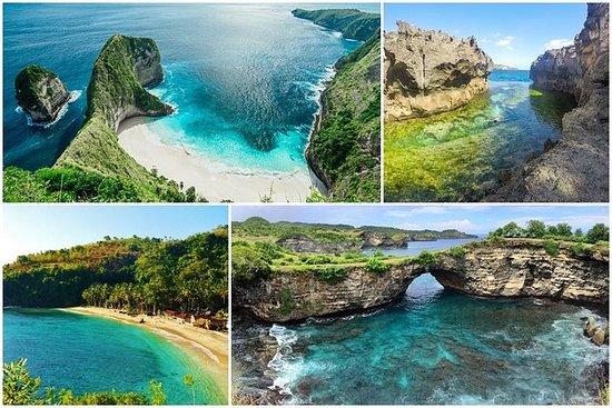 Nusa Penida-tur - Utforsk vesttur