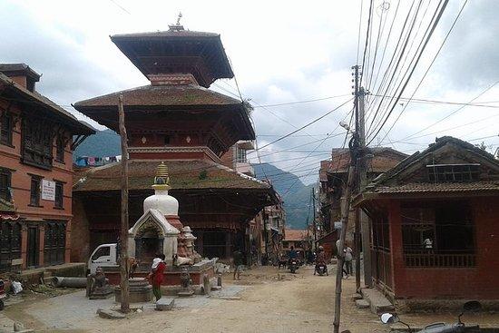 Sightseeing Tour i Kathmandu Valley