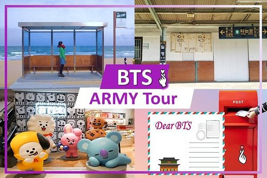 Tour do Exército BTS