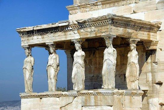 雅典私人之旅和Nemea葡萄酒之旅8小时