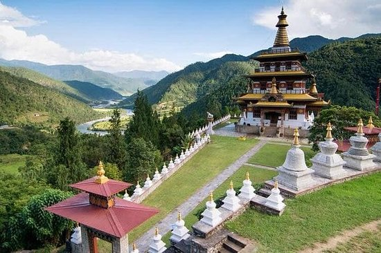 4 nuits 5 jours au Bhoutan