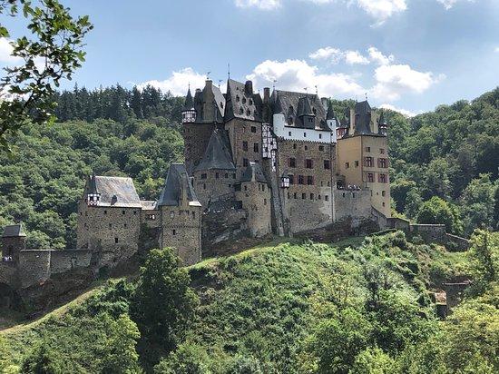 Wierschem, เยอรมนี: Wandeling zeker de moeite waard.