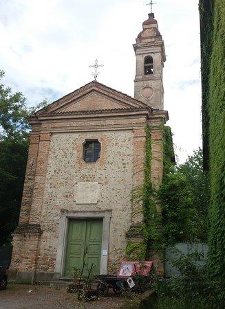 Monchiero, อิตาลี: Chiesetta sconsacrata che ospita il museo