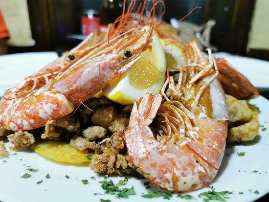 GastroBar21: Fritura d Pescado Variada (16,50 €Ración)