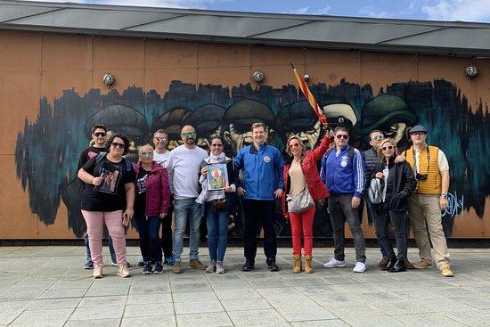 Free tour de Belfast en español