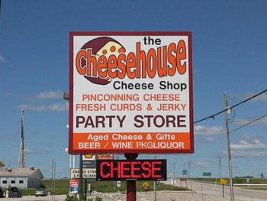 Pinconning, MI: Cheese Shop