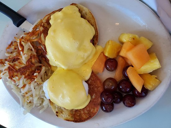 River Forest, Ιλινόις: Eggs Benny