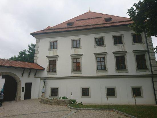 """Schloß Stauff mit Marktmuseum """"Frankomarchia"""""""
