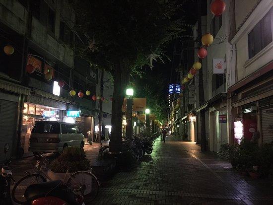 Tokushima Ginza Shopping Street