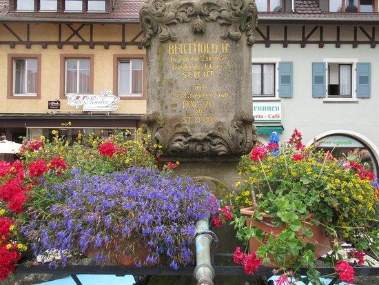 Bertoldsbrunnen St. Peter