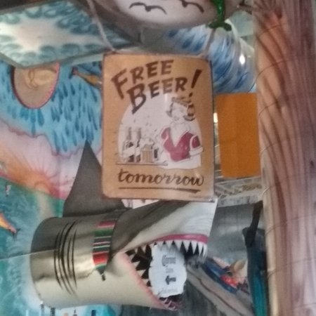 Chuy's Mesquite Broiler - Catalina: Crazy decor and fun laid back atmosphere