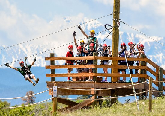 The EDGE Ziplines & Adventures