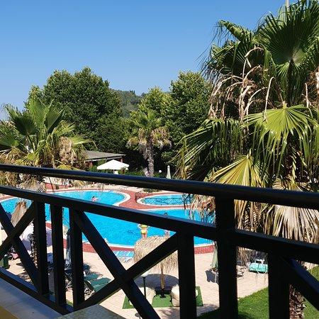 Balcony - Damia Hotel Photo