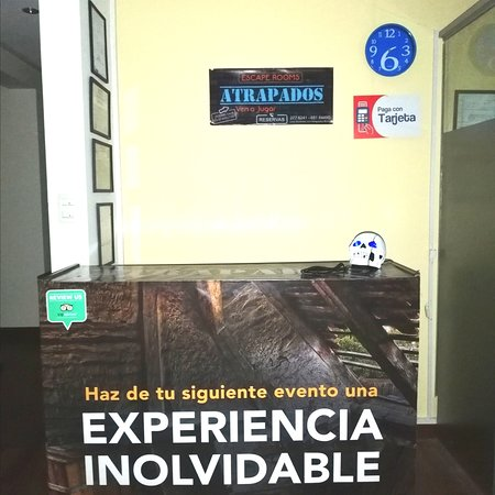 Atrapados Escape Rooms