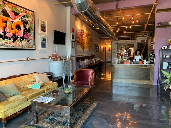 Blush Tea And Coffee St Pete, Furniture In St Pete Florida