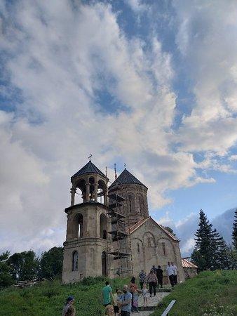 This is Georgia 🇬🇪  Nikortsminda
