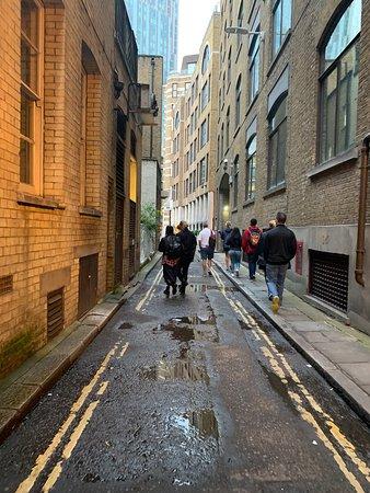 Fotografia de Londres: Grim Reaper Walking Tour