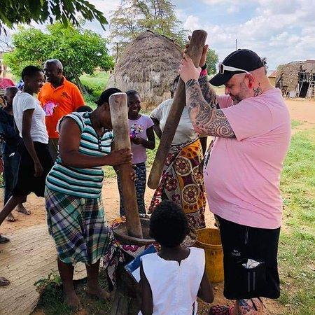 South Kinangop, Kenia: Village African